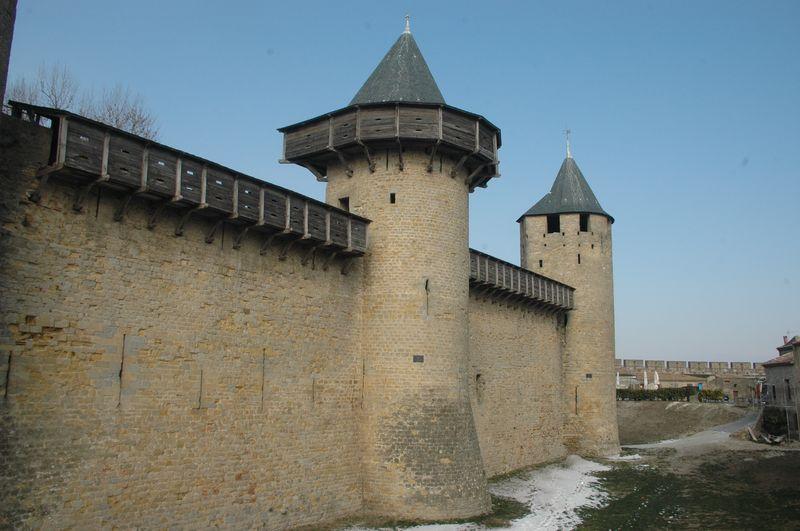 Dès lors et jusqu'à la signature, en 1659, du traité des Pyrénées, Carcassonne devient la pièce principale du dispositif de défense de la frontière entre la France et l'Aragon.