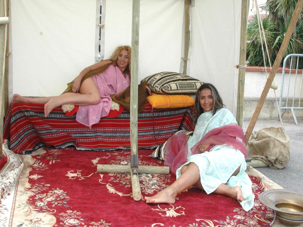 Prostituées de l'âge de Bolzakian